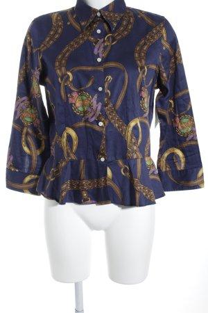 Lauren by Ralph Lauren Shirt Blouse multicolored Brit look