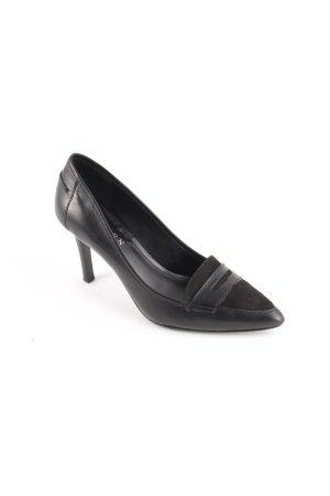 Lauren by Ralph Lauren High Heels schwarz Elegant