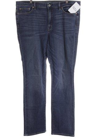 Lauren by Ralph Lauren High Waist Jeans stahlblau