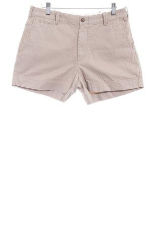 Lauren by Ralph Lauren High-Waist-Shorts beige Casual-Look
