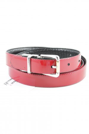 Lauren by Ralph Lauren Hip Belt red elegant
