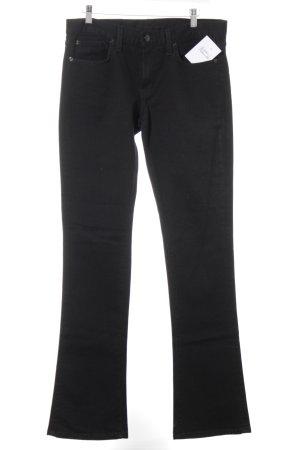 """Lauren by Ralph Lauren Jeans flare """"380"""" noir"""