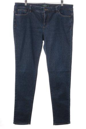Lauren by Ralph Lauren Jeans carotte bleu Aspect de jeans