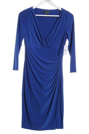 Lauren by Ralph Lauren Kleid blau Elegant
