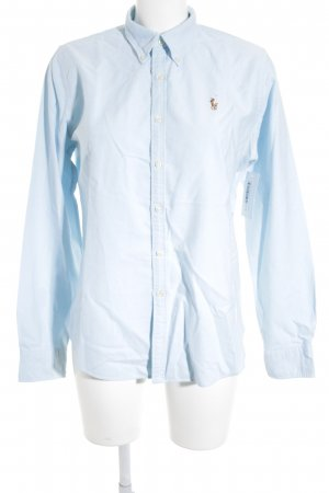 Lauren by Ralph Lauren Long Sleeve Shirt light blue casual look