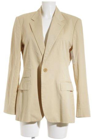 Lauren by Ralph Lauren Long-Blazer beige Business-Look