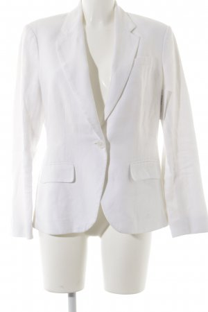 Lauren by Ralph Lauren Long Blazer white classic style