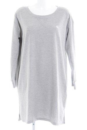 Lauren by Ralph Lauren Sweater Dress light grey casual look