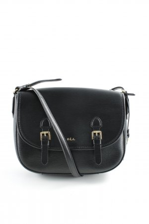 Lauren by Ralph Lauren Shoulder Bag black simple style