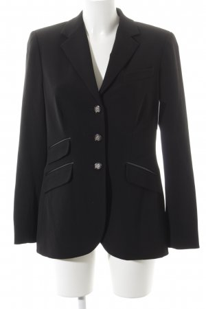 Lauren by Ralph Lauren Smoking-Blazer schwarz Business-Look