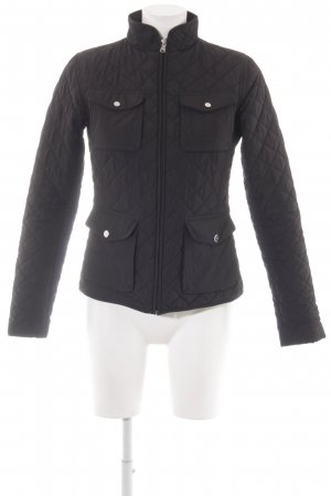 Lauren by Ralph Lauren Steppjacke schwarz Steppmuster Casual-Look