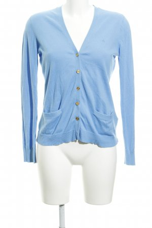 Lauren by Ralph Lauren Strick Cardigan himmelblau Casual-Look