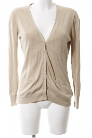 Lauren by Ralph Lauren Strickjacke wollweiß Casual-Look