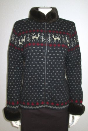 LAUREN by Ralph Lauren Strickjacke Gr. M