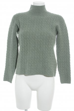 Lauren by Ralph Lauren Strickpullover graugrün Casual-Look