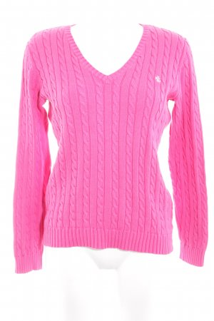 Lauren by Ralph Lauren Strickpullover pink Casual-Look