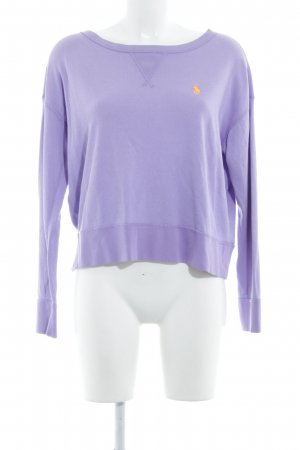 Lauren by Ralph Lauren Sweatshirt helllila Casual-Look