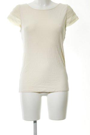Lauren by Ralph Lauren T-Shirt wollweiß Casual-Look
