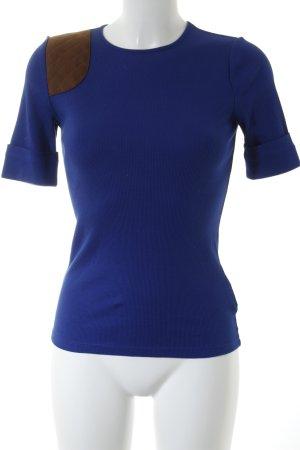 Lauren by Ralph Lauren T-Shirt blau Casual-Look