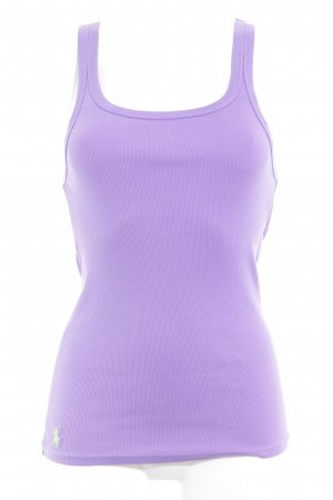 Lauren by Ralph Lauren Tanktop flieder Casual-Look