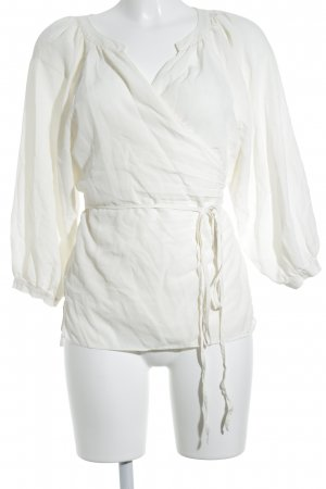 Lauren by Ralph Lauren Camicetta aderente beige chiaro elegante