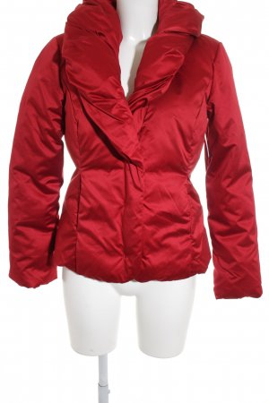 Lauren by Ralph Lauren Winterjacke dunkelrot Casual-Look