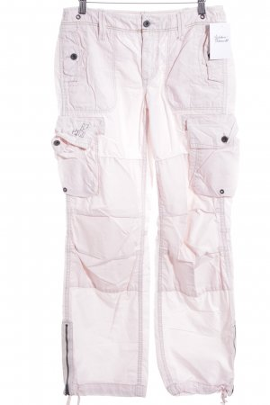 Lauren Jeans Co. Ralph Lauren Baggy Pants light pink boyfriend style