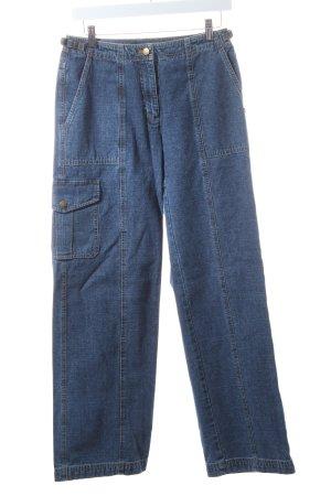 Lauren Jeans Co. Ralph Lauren Jeans marlene blu stile da moda di strada