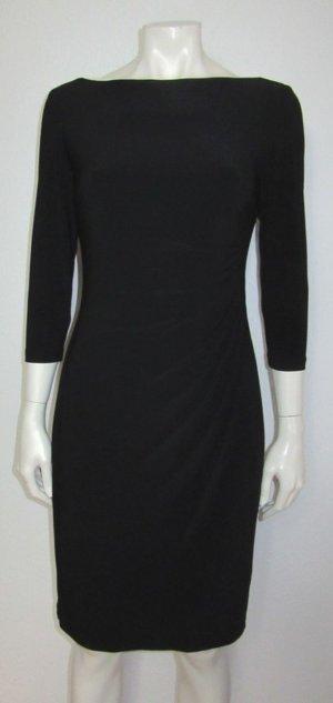 LAUREN Kleid Gr. 8 schwarz
