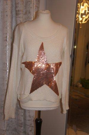 lauren moshi Pullover XS 34 used look Pulli