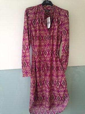 Lauren Ralph Lauren Blusenkleid XS Neu pink magenta NP 189 Eur