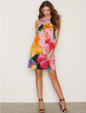 Lauren Ralph Lauren Damen Kleid Multicolor Gr 4 (US) 36 (DE) NEU Sommer