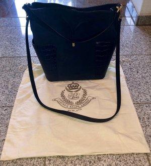 """Lauren Ralph Lauren """"Dryden Debby Drawstring"""" Bucket Bag"""