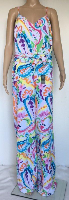 Lauren by Ralph Lauren Jumpsuit multicolored polyester