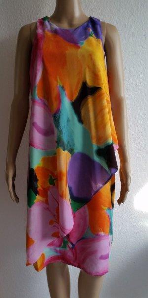 Lauren Ralph Lauren, Kleid, Polyester, bunt, 40 (US 10), neu, € 250,-