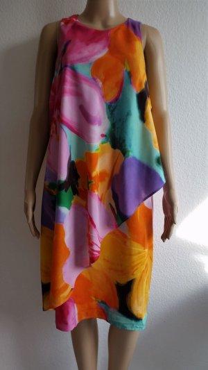 Lauren Ralph Lauren, Kleid, Polyester, bunt, 42 (US 12), neu, € 250,-