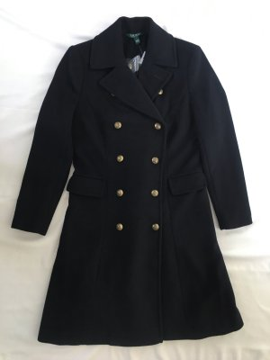 Lauren Ralph Lauren, Military Coat, marine, 34 (US 4), neu
