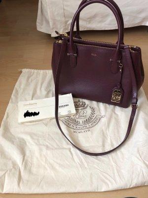 Lauren by Ralph Lauren Carry Bag bordeaux