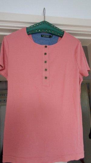 Lauren Ralph Lauren Original gr.XL Shirt mit 5 Metallknöpfen