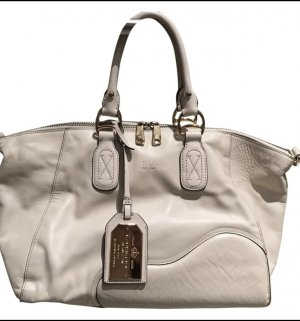 Lauren by Ralph Lauren Bowling Bag multicolored leather