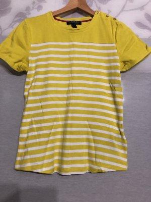 Lauren by Ralph Lauren Camiseta amarillo-blanco
