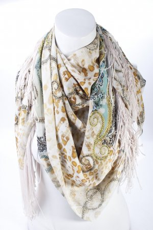 Laurie & Joe shawl fringes