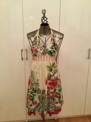 Lavand neckholder Dress Gr. S — NEU ohne Etikett