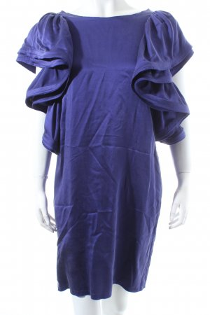 Lavin for H&M Minikleid lila extravaganter Stil