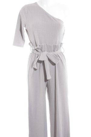 Lavish Alice Tuta grigio chiaro stile da moda di strada