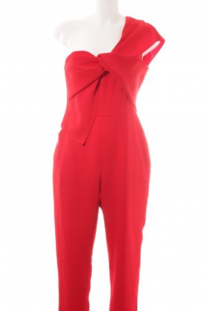 Lavish Alice Tuta rosso elegante