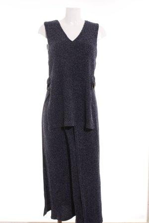 Lavish Alice Jumpsuit taupe-graublau meliert Elegant