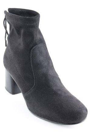 Lavorazione Artigiana Ankle Boots schwarz Casual-Look