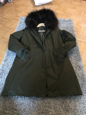 Lawrence Gray Parka