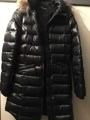 Lawrence Grey Down Coat black
